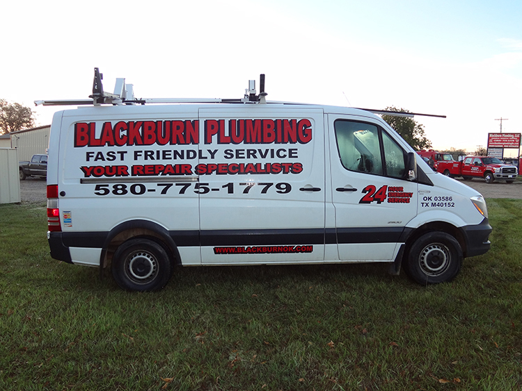 Blackburn Plumbing, LLC